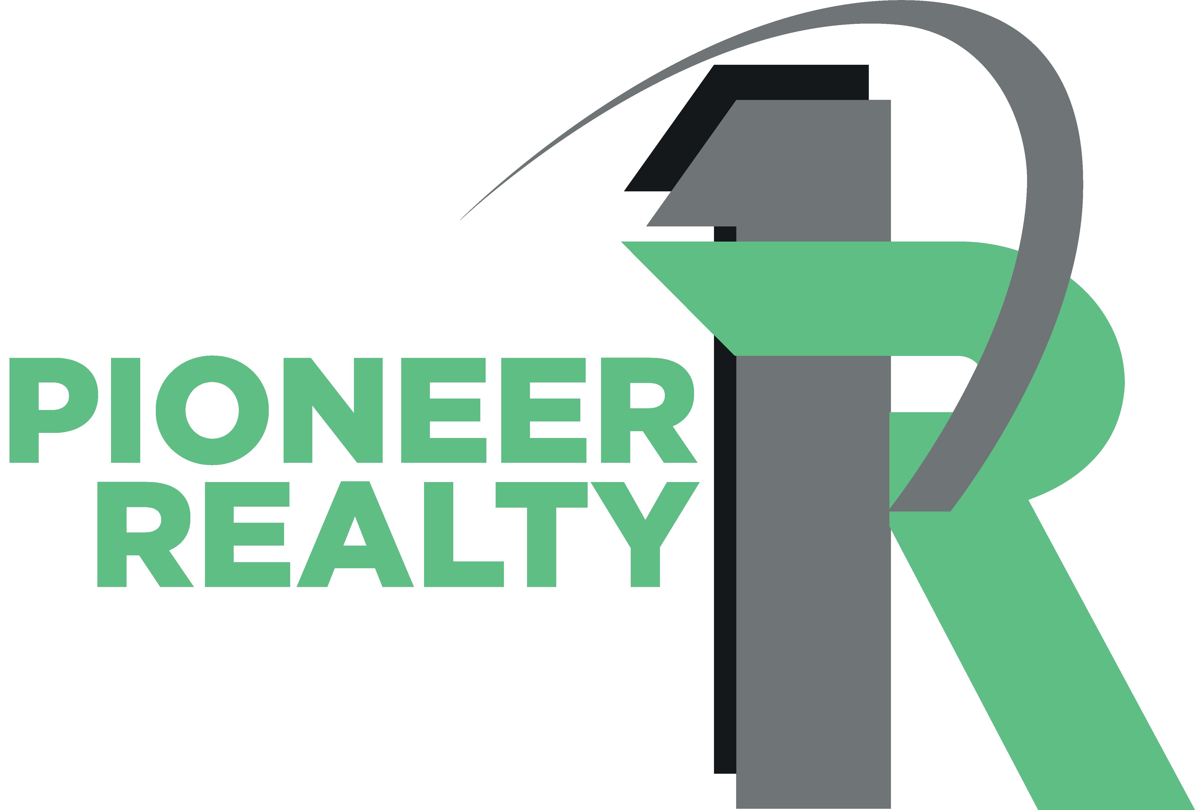 Pioneer 1 Realty Logo
